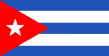 CUBA - HAND WAVING FLAG (MEDIUM)